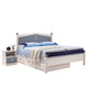 HB Rooms Pinnacle Queen Bed (#8911) (Smaller size available)