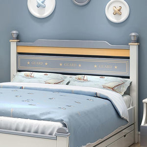 HB Rooms Brooklyn Queen Bed (#8913) (Smaller size available)