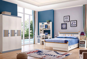 HB Rooms San Jose Bedroom Set (#8915)