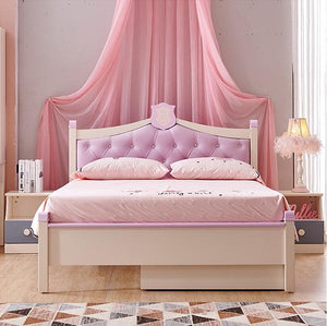 HB Rooms Sophie Royal Queen Bed (#8920) (Smaller size available)
