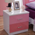 HB Rooms Love Language Bedside Table (#8105)