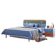 HB Rooms Vignette Queen Bed (#8106) (Smaller size available)