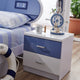 HB Rooms Dribble Bedside Table (#8118)