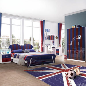 HB Rooms Barcelona Bedroom Set (#8350-1)