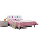 HB Rooms Symphony Queen Bed (#8860) (Smaller size available)