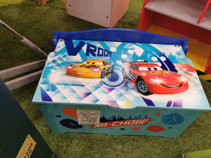 Cars Toy Box (Display piece)