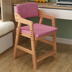 PETIT Solid Wood Adjustable Height Ergo Comfort Chair
