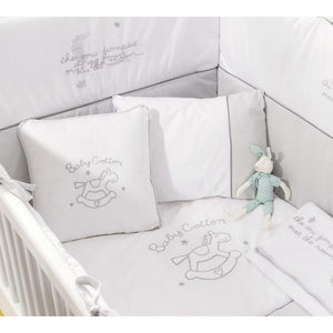 Cilek Baby Cotton Bedding Set (80X130Cm)