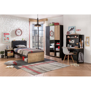 Cilek Black Bedroom Set