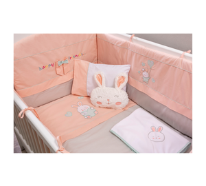 Cilek Baby Cotton Sl Convertible Baby Bed (With Parent Bed) (80X180 Cm) (With Bundle Options)