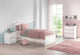 Cilek Selena Pink Bed (100X200 Cm Or 120X200 Cm - With Pull Out Options)