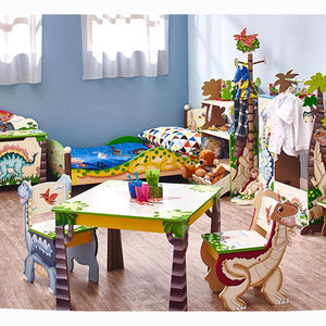 Fantasy Fields Dino Play Table w Chairs