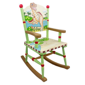 Fantasy Fields Dino Rocking Chair