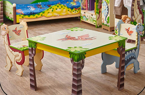 Fantasy Fields Dino Set of 2 Chairs