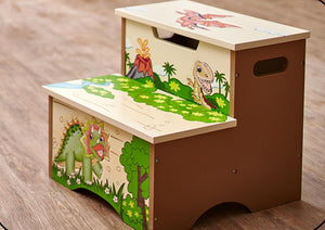 Fantasy Fields Dino Step Stool
