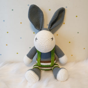 May's Hand Donkey Bradick Crochet