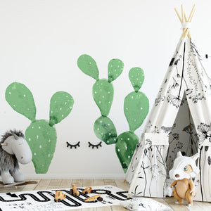 FIJN Cactus Wall Decal
