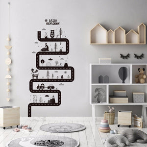 FIJN Little Explorer Wall Decal