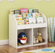 FIJN Magazine Rack w Storage Cubes (2 Heights)