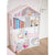 FIJN Pink Roof House Bookshelf