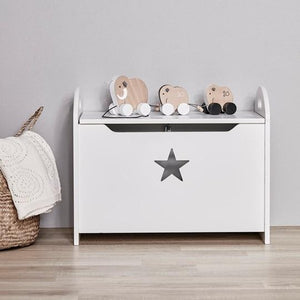 FIJN White Star Storage Bench