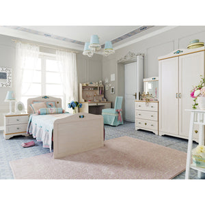 Cilek Flower Bedroom Set