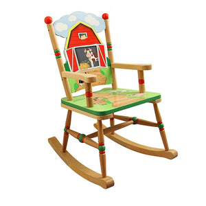 Fantasy Fields Farm Rocking Chair