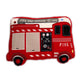 Snuggle Fire Engine Cushion