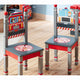 Fantasy Fields Fire Engine Set of 2 Chairs