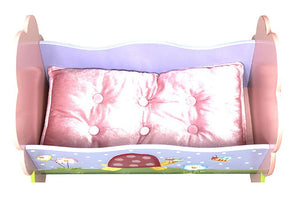 Fantasy Fields Garden Doll Bed