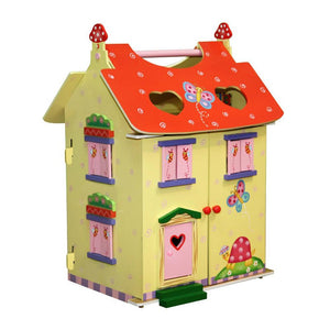 Fantasy Fields Garden Dollhouse