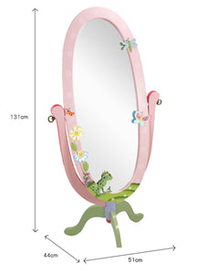 Fantasy Fields Garden Mirror