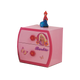 HB Rooms Barbie Bedside Table (BA06)