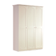 HB Rooms Classic White Wardrobe (819#)