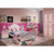 HB Rooms Hello Kitty Solid Wood Bedroom Set (9016#)