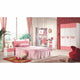 HB Rooms Lovely Ribbon Bedroom Set (860#)