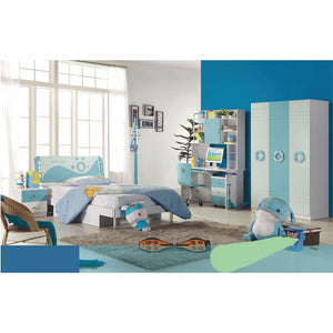 HB Rooms Nautical Queen Size Bed (833#)