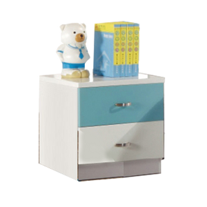 HB Rooms Nautical Bedside Table (833#)