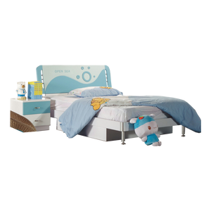 HB Rooms Nautical Bedroom Set (833#)