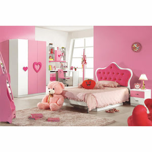 HB Rooms Royal Pink Study Table (856#)