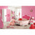 HB Rooms Royal Pink Bedroom Set (856#)