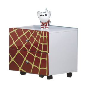 HB Rooms Spiderman Bedside Table (P606)