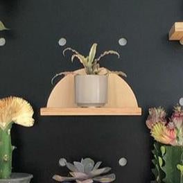 Peggyboard Half Moon Shelf