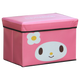 WAGEN My Melody Face Storage Stool (B32)