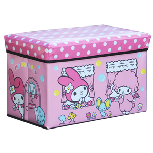 WAGEN My Melody House Storage Stool (B21)