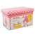 WAGEN Pale Pink My Melody Storage Stool (B38)