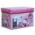 WAGEN Pink Hello Kitty Storage Stool (B17)