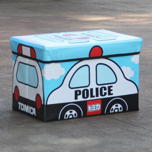 WAGEN Police Car Storage Stool (B23)