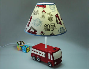 KLAAR Fire Engine Lampshade
