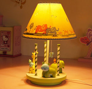 KLAAR Zoo Carousel Lampshade (Can rotate manually)